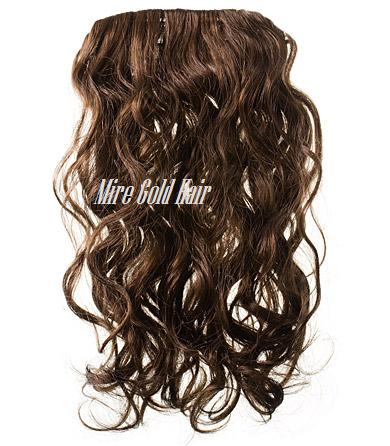 Trese din par 100% natural Fierbinti-Targ, full-head